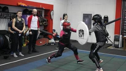 Северодвинская «Команда А» приняла участие во всероссийских соревнованиях по «Спортивному мечу». Фото Северодвинской местной организации инвалидов с потерей слуха