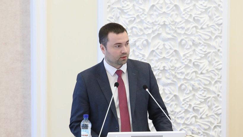 Предложение представил министр экономического развития области Иван Кулявцев. Фото: П. Кононов