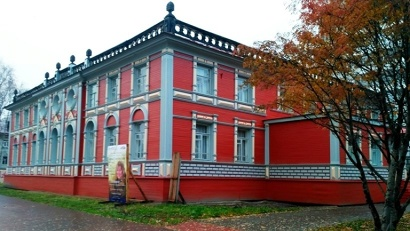 На главный фасад Дома коммерческого собрания будет возвращена охранная табличка об объекте культурного наследия