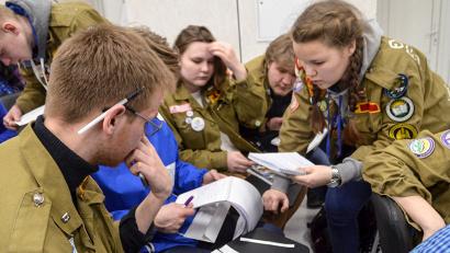 Руководители студенческих отрядов подготовились к новому трудовому семестру