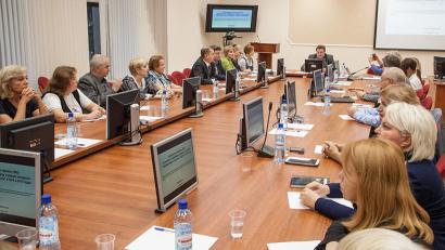 Первыми участниками публичных представлений проектов и их результатов стали восемь НКО
