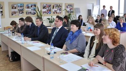 Конкурсное жюри возглавил заместитель министра образования и науки Архангельской области Юрий Гнедышев