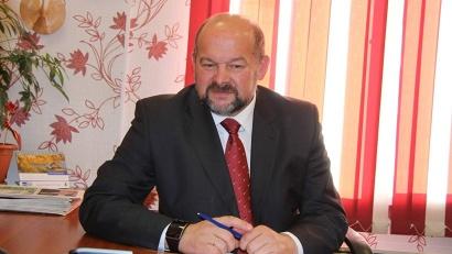 Врио губернатора Игорь Орлов в редакции районной газеты «Пинежье»