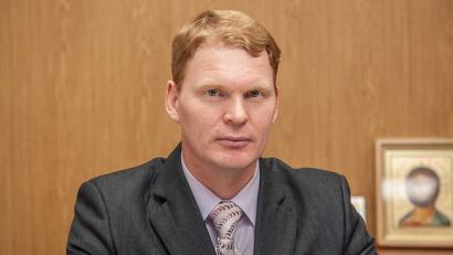 Министр образования и науки Архангельской области Сергей Котлов