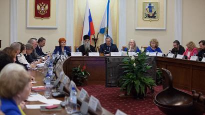 В Архангельске собрались правозащитники и представители РПЦ из разных регионов России