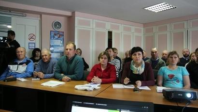 В мероприятии приняли участие представители Архангельска, Северодвинска, Новодвинска, Коряжмы, Устьянского и Приморского районов