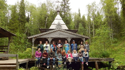 Участниками экспедиции стали более 20 человек – специалисты лесного хозяйства, экологи, краеведы и журналисты из Архангельска и Северодвинска