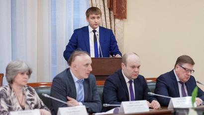Семён Вуйменков: «В плане учтены предложения органов власти, депутатов, представителей науки и общественников»