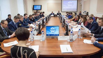 Вопросы инфраструктурного обеспечения мероприятия возложены на соорганизатора форума – правительство Архангельской области