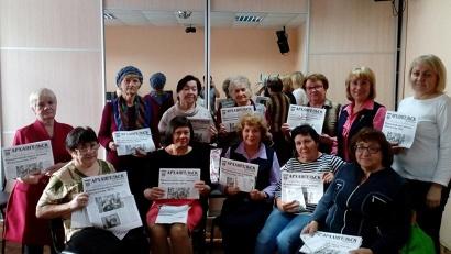 Фото: пресс-служба администрации МО «Приморский муниципальный район»