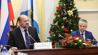 По словам Игоря Орлова, создание системы мониторинга межнациональных отношений  позволит определять точки, требующие особого внимания власти