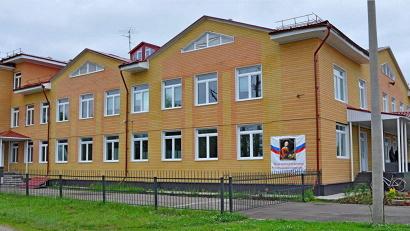 В январе 2018 года косторезное училище получило новое здание