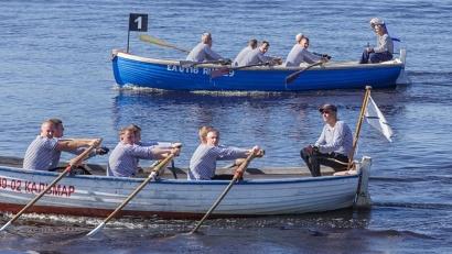 На старт вышли лучшие экипажи беломорских моряков