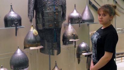 Ребята смогли приобщиться к сокровищам российской истории