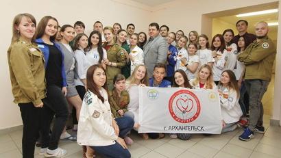 Деятельность ребят поддерживает и курирует лично министр здравоохранения Архангельской области Антон Карпунов