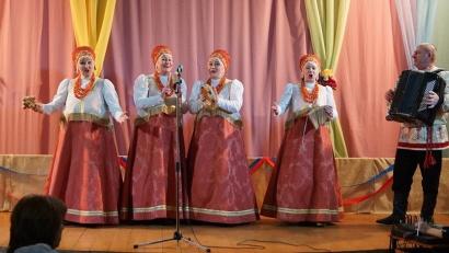 В акции примет участие ансамбль «Журавушки» Государственного академического Северного русского народного хора
