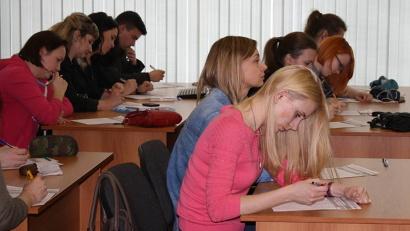 «Тотальный диктант» в Архангельской области писали на 17 площадках