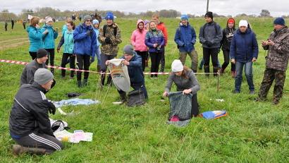В рамках турслёта для школьников были организованы спортивные состязания
