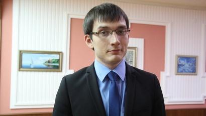 Председатель правления АРО МООО «Российские студенческие отряды» Григорий Ковалёв