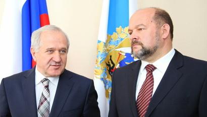 Владимир Булавин: «Задача на 2015 год – не допустить снижения темпов реализации майских Указов в регионе даже в текущих непростых условиях».