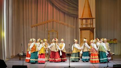 Театр фольклора «Радеюшка»