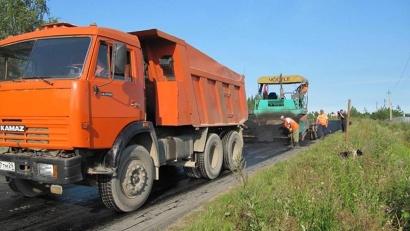 В 2014 году на ремонт дорог Котласского района из областного бюджета выделено 328,6 миллиона рублей