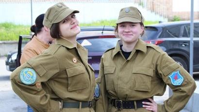 Архангельскую область на мероприятии представят 11 воспитанников военно-патриотических клубов «Орден» и «Десантник»