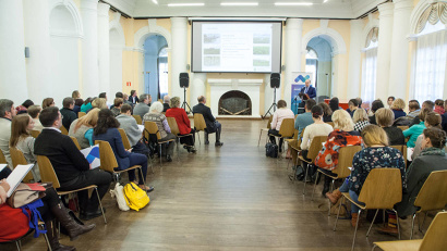 Мероприятие состоялось в историко-архитектурном комплексе «Архангельские Гостиные дворы»