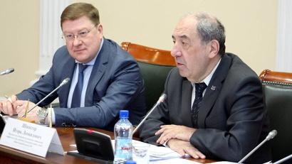 Алексей Гришков и Игорь Шпектор
