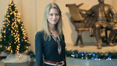 Карина Богоцкая - серебряный призёр международной интернет-олимпиады по русскому языку
