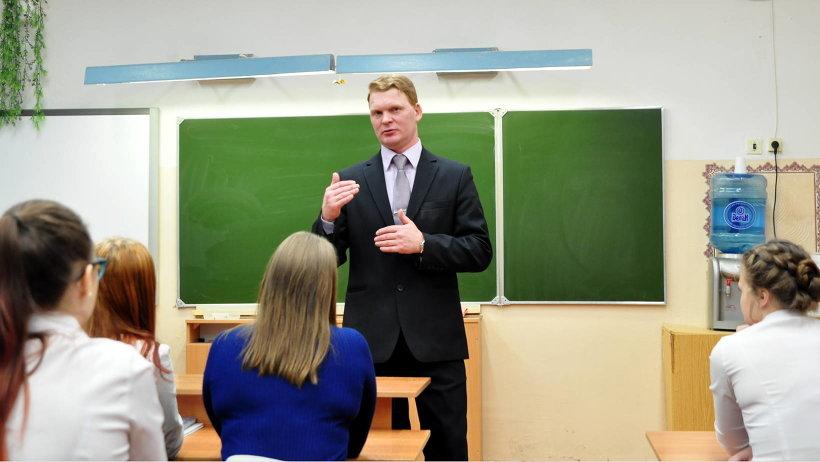 Фото министерства образования и науки Архангельской области