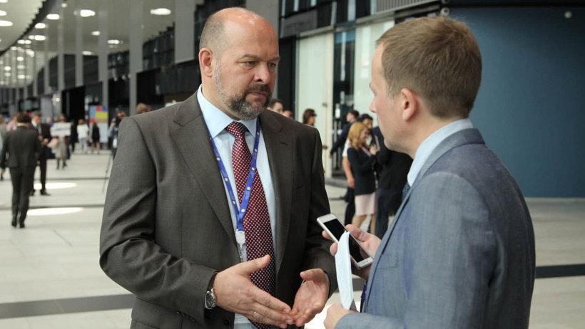 Журналистов интересовали вопросы, связанные с преференциями для инвесторов и импортозамещением в Поморье