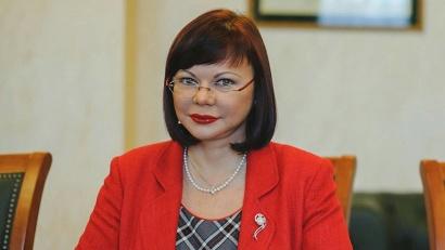 Елена Кудряшова. Фото пресс-службы САФУ