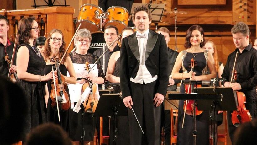 В программе концерта –  отрывок из легендарной «Ленинградской» Седьмой симфонии Дмитрия Шостаковича