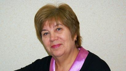 Галина Булатова, главный редактор газеты «Устьянский край»