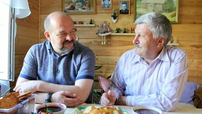 Игорь Орлов в гостях у Олега Борисова