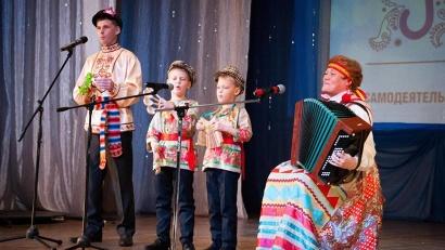 Отборочный тур фестиваля самодеятельных творческих коллективов прошёл в Урдоме. Фото пресс-службы ООО «Газпром трансгаз Ухта»