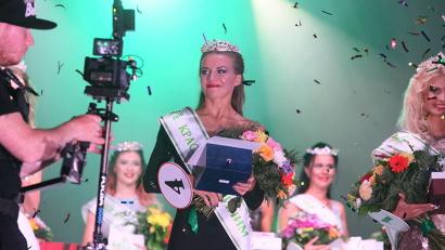 Победительницей  второго всероссийского конкурса «Королева леса» стала онежанка Александра Глазова