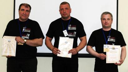 Победители конкурса получили не только димпломы, но и памятные подарки