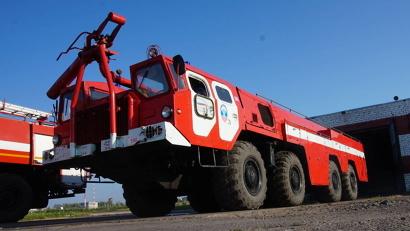 Все желающие смогут увидеть уникальный в своём роде аэродромный пожарный автомобиль «Ураган»