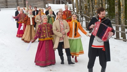 Новый концерт станет широким масленичным гуляньем в лучших русских народных традициях
