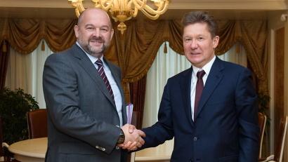 Фото пресс-службы ПАО «Газпром»