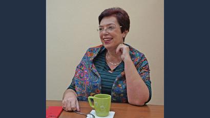 Елена Казакевич. Фото: ИД «Двина»
