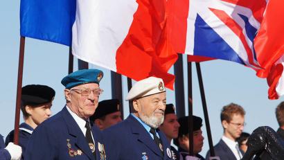 В юбилейных торжествах примут участие моряки-ветераны из России и Великобритании