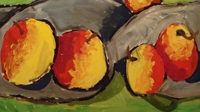 Занятия живописью создают прекрасное настроение