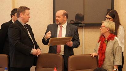 Игорь Орлов и представители Норвегии обсудили новый формат сотрудничества