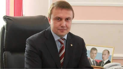 Заместитель председателя Архангельского областного Собрания депутатов Сергей Моисеев