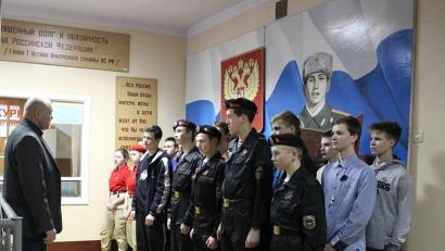 В преддверии Дня защитника Отечества областной сборный пункт военного комиссариата Архангельской области проводит дни открытых дверей