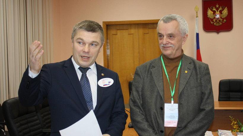 Андрей Контиевский и Рышард Квятковский