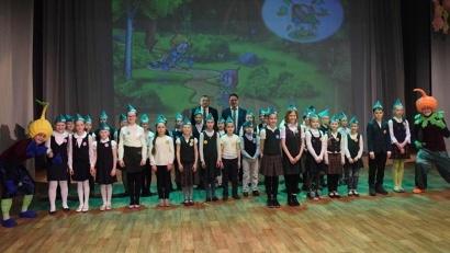 В Архангельской области движение эколят насчитывает в своих рядах около 400 ребят